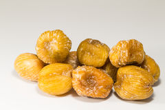 Candied jujube. Closeup of a group of Candied jujube Royalty Free Stock Images