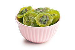 Candied kiwi fruit Stock Photo