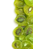 Candied kiwi fruit Stock Photography