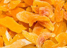 Candied mango slices Royalty Free Stock Photography