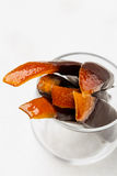 Candied orange Royalty Free Stock Photography