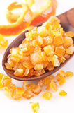 Candied orange peel Royalty Free Stock Photography