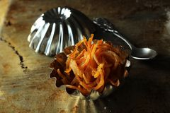 Candied orange peel Stock Photos