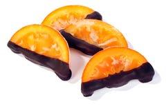Candied orange slices Stock Photo
