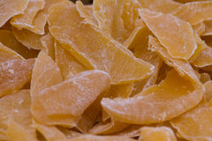 Candied oranges Royalty Free Stock Photography