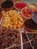 candied owoców Obraz Stock