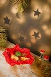 Candied owoc, Hiszpańska kuchnia Obrazy Royalty Free