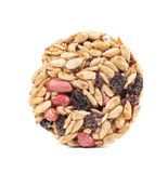 Candied roasted peanuts sunflower seeds. Royalty Free Stock Photo