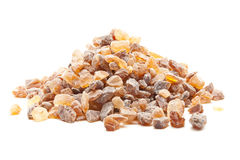 Candied sugar Stock Photo