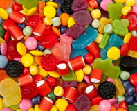 Candies Stock Photo