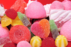 Candies Stock Photography