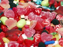 Candies Royalty Free Stock Photography