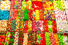 Candies. royalty free stock images
