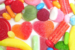 Candies stock photos