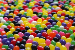 Candies. Multicolor candies Royalty Free Stock Photo