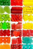 Candies assortment Royalty Free Stock Photo