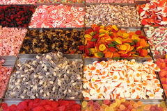 Candies assortment Royalty Free Stock Photography