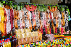 Candies assortment at the street market Stock Photography