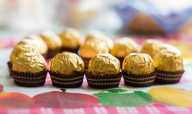 Candies. royalty free stock photo