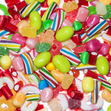 Candies in close up Royalty Free Stock Photo