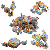 Candies colourful. Royalty Free Stock Photo