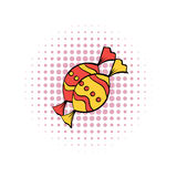 Candies comics icon Stock Photos