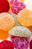 Candies and jellies Royalty Free Stock Photo