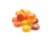 Candies. jelly candies on a background. jelly candies on white background. Jelly candies on a background. jelly candies on white stock images