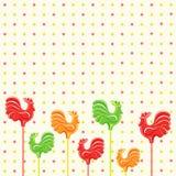 Candies lollipop royalty free stock photo