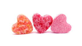 Free Candies Sweet Hearts Confectionery Royalty Free Stock Image - 10870736