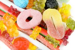Candies Royalty Free Stock Image