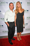 Candis Cayne, Jim Henson Royalty Free Stock Photography