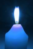 candle światło Fotografia Royalty Free