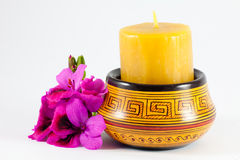 Candle Stock Images
