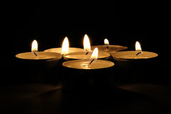 Candle Stock Photography