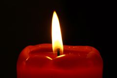 Candle. Background possible to use for printing and project Royalty Free Stock Photo