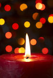 candle Στοκ εικόνα με δικαίωμα ελεύθερης χρήσης