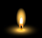 Candle background Royalty Free Stock Image
