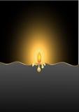 Candle background Royalty Free Stock Image