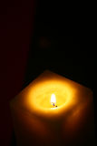 Candle background Stock Images