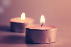 Candle Stock Image