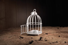Candle Cage Royalty Free Stock Photos