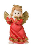 Candle Cherub Stock Images