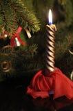 candle chrismas Στοκ Εικόνα