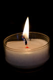 Candle a church Royalty Free Stock Photo