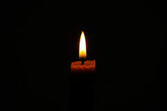 Candle. Royalty Free Stock Images