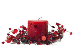 Free Candle Decoration For Home Stock Photo - 18397250