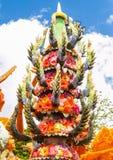 Candle Festival. Ubon Ratchathani, Thailand July 11, 2014 Stock Photo