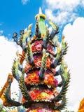 Candle Festival. Ubon Ratchathani, Thailand July 11, 2014 Stock Image