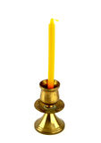 Candle holder   Royalty Free Stock Photo